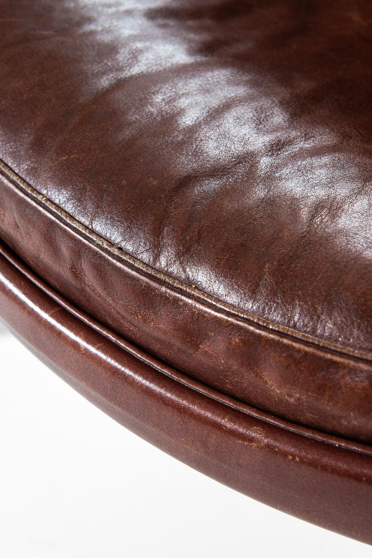 Ib Kofod-Larsen Elizabeth Easy Chairs by Christensen & Larsen in Denmark For Sale 2