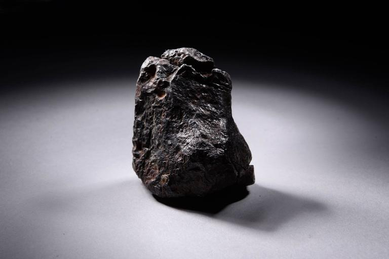 Iron Meteorite From The Odessa Crater Texas For Sale At