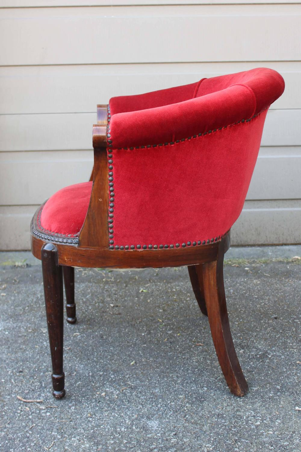 Art Deco Dining Chairs Set Of 14 For Sale At 1stdibs