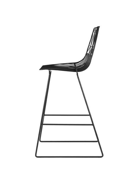 Bendgoods Lucy Barstools Set Of Four For Sale At 1stdibs