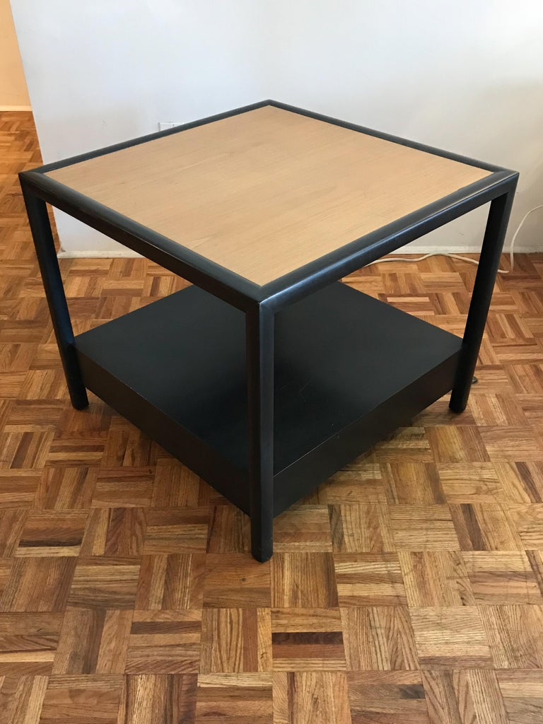 20th Century New World End Tables by Michael Taylor for Baker Furniture For Sale