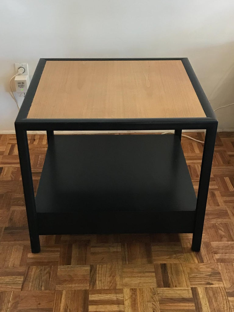 American New World End Tables by Michael Taylor for Baker Furniture For Sale