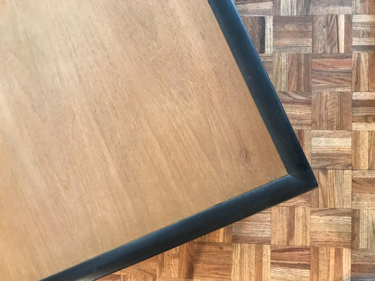 New World End Tables by Michael Taylor for Baker Furniture For Sale 4