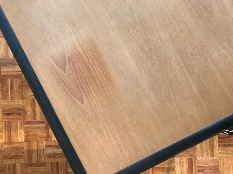 New World End Tables by Michael Taylor for Baker Furniture For Sale 5