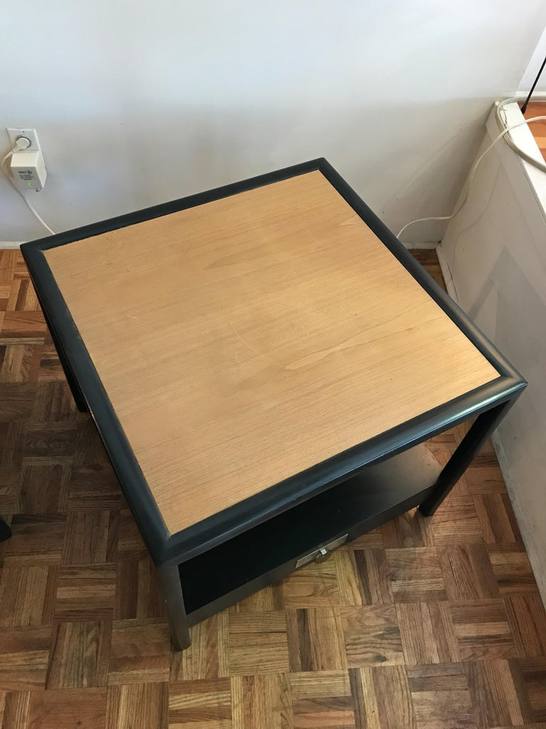 New World End Tables by Michael Taylor for Baker Furniture In Good Condition For Sale In Vancouver, BC