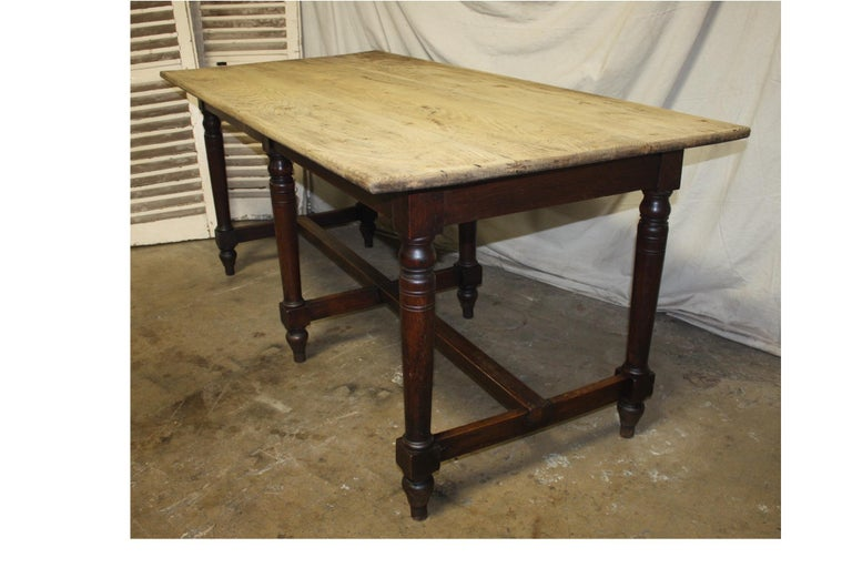 Early 20th Century French Table In Good Condition For Sale In Atlanta, GA