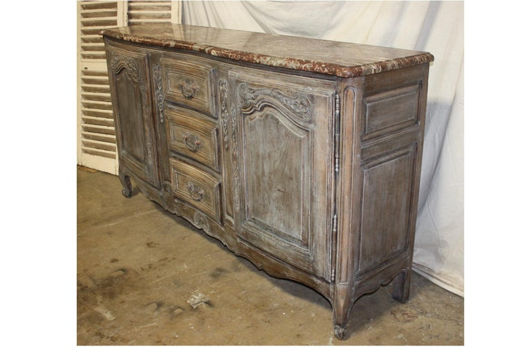 Early 19th Century French Sideboard For Sale 1