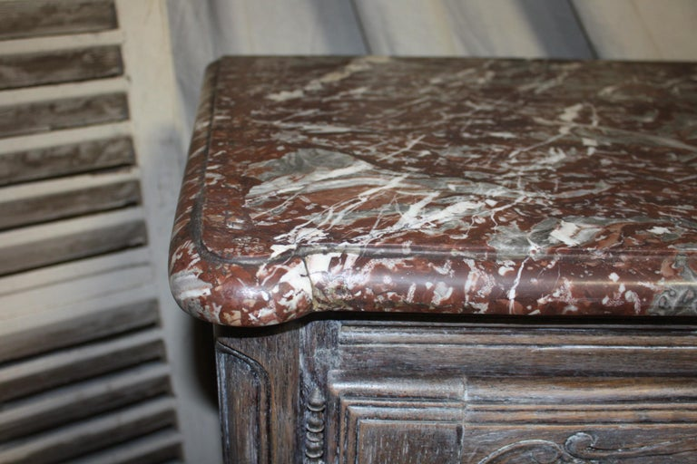 Early 19th Century French Sideboard For Sale 4