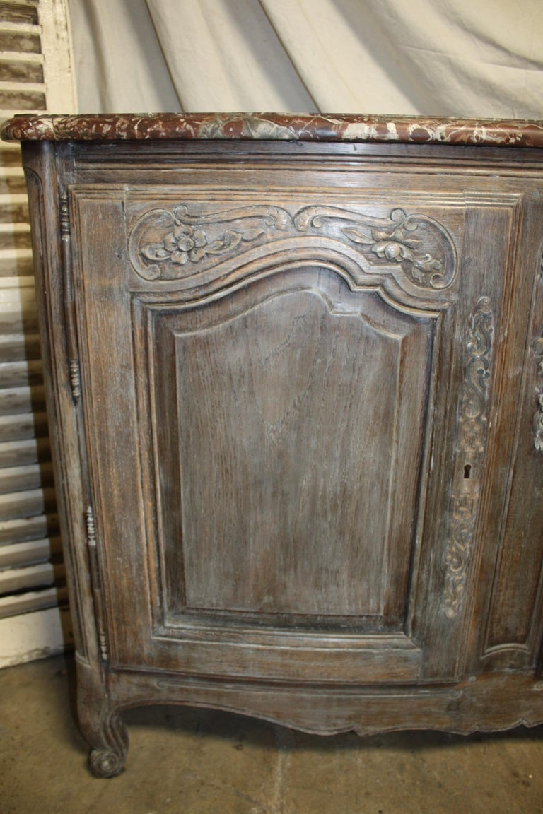 Early 19th Century French Sideboard For Sale 5