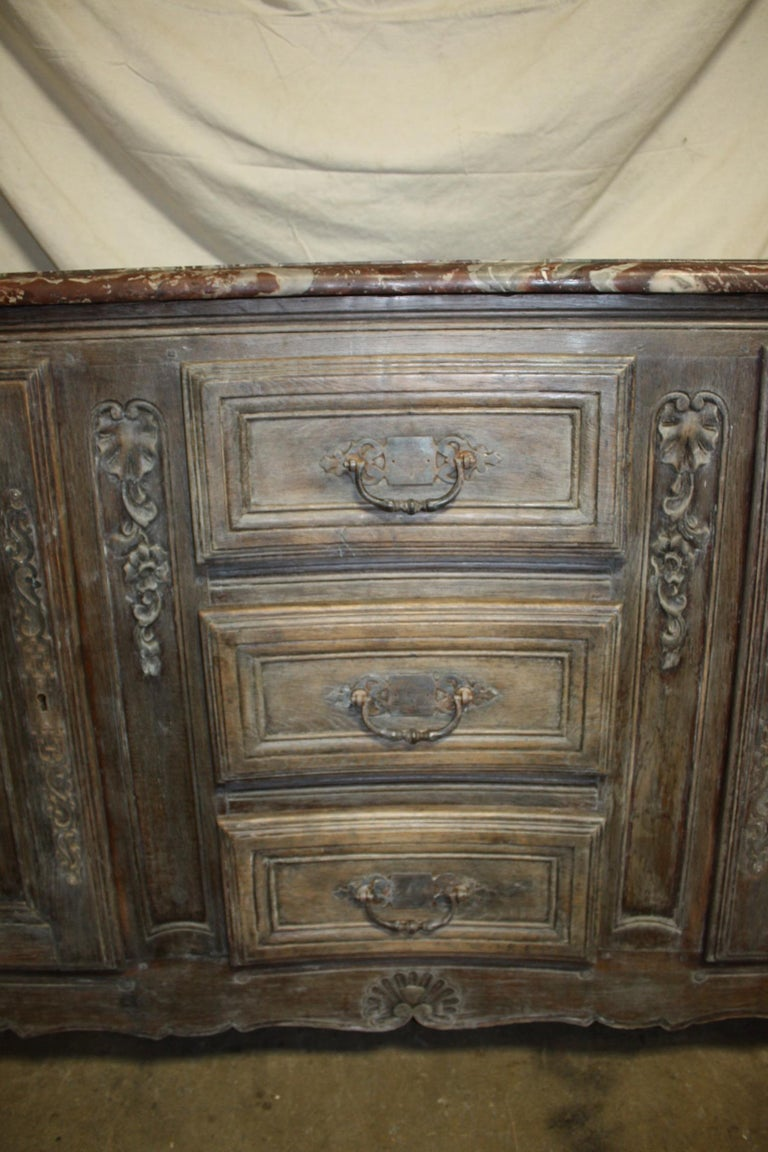 Early 19th Century French Sideboard For Sale 6