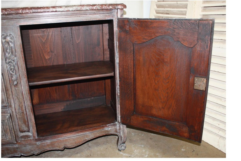 Early 19th Century French Sideboard For Sale 10