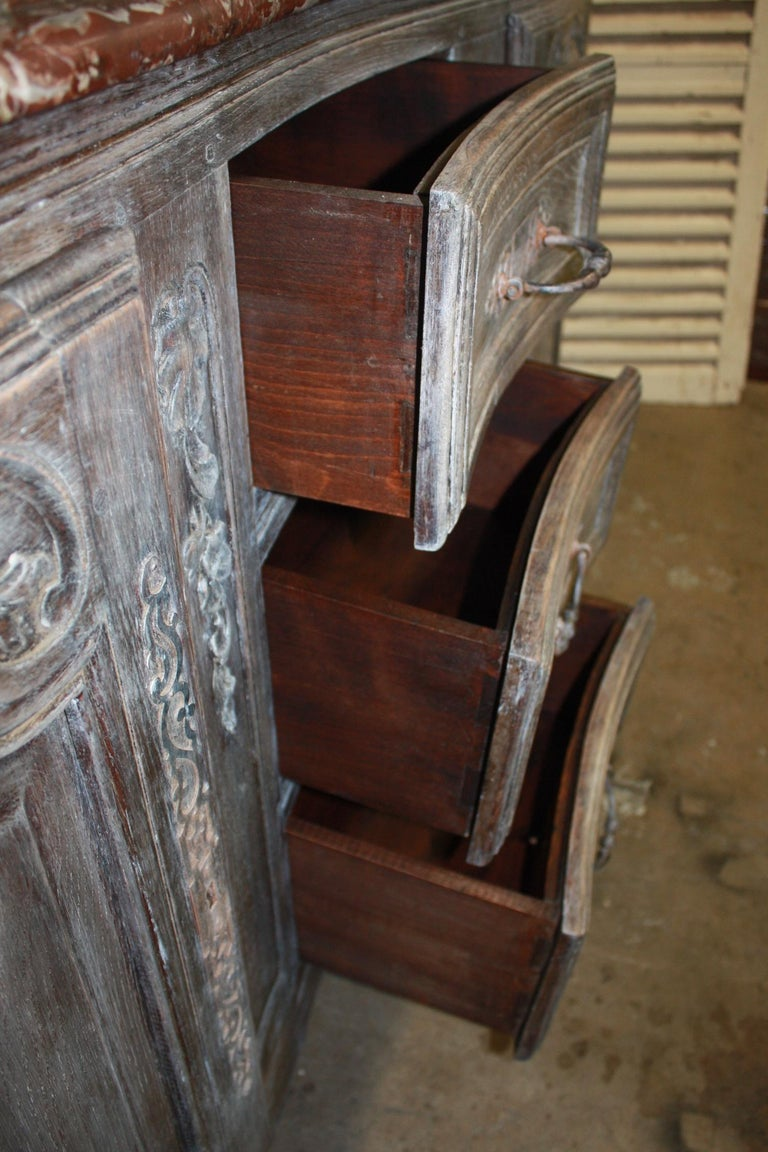 Early 19th Century French Sideboard For Sale 11