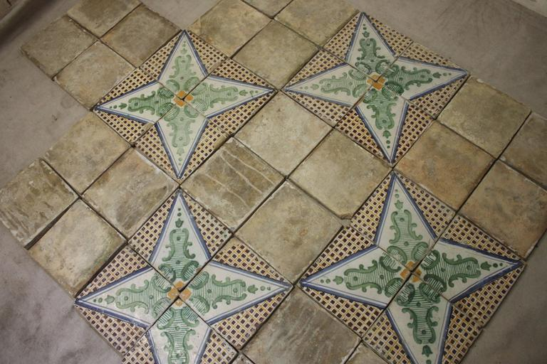 18th Century French Tiles For Sale 2