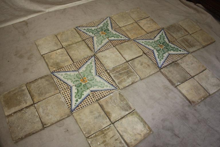18th Century French Tiles For Sale 3