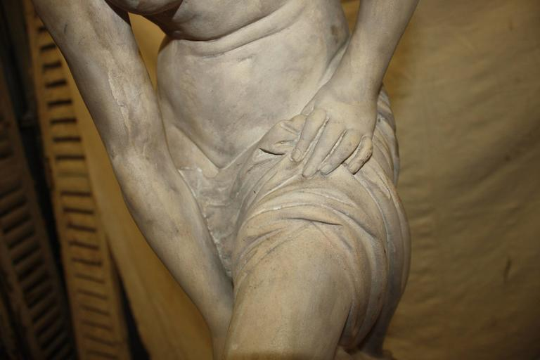 19th Century Marble Sculpture For Sale 2