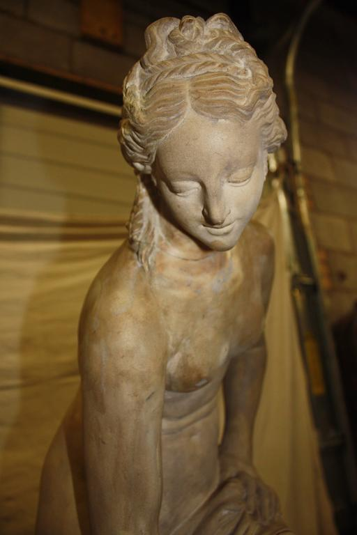 19th Century Marble Sculpture For Sale 1
