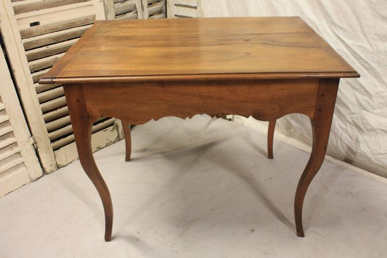 French Provincial Charming 19th Century Provencal Table For Sale