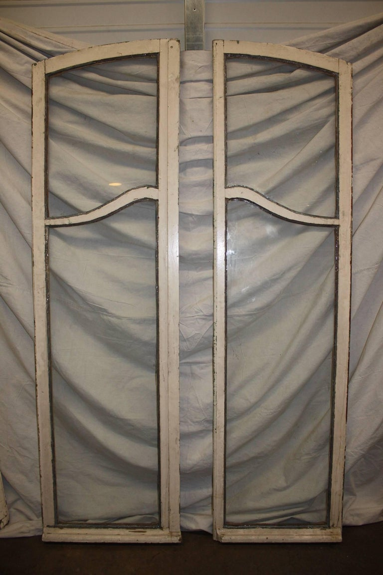 French 19th Century Pair of Doors For Sale 5