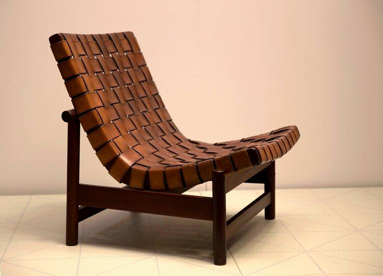This Comfortable Lounge Chair Was Made By Dujo, Cuba, A Department Of The  Union