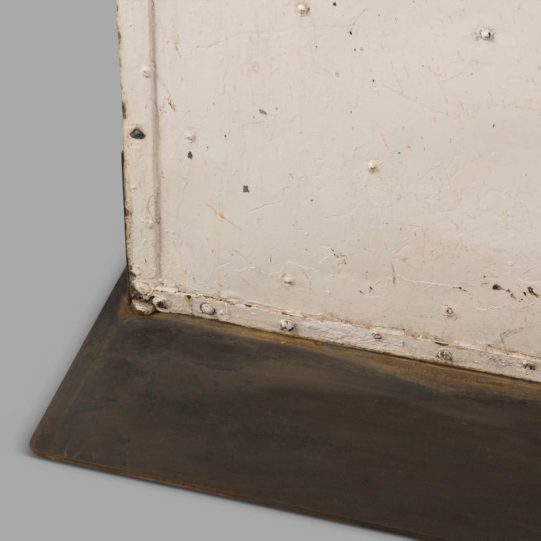 Jail Cell Door, circa 1930 For Sale 4