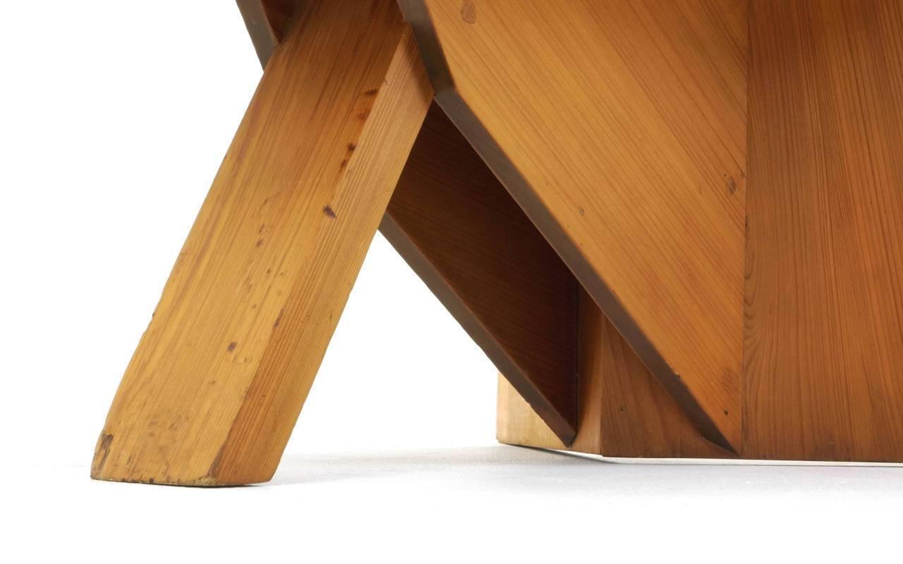 Frank Lloyd Wright Chair From The Sondern House Kansas