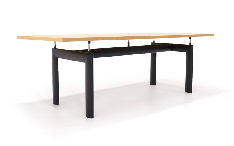 Beautiful Le Corbusier LC6 Dining Table. This Would Also Make A Great Desk  Or Conference