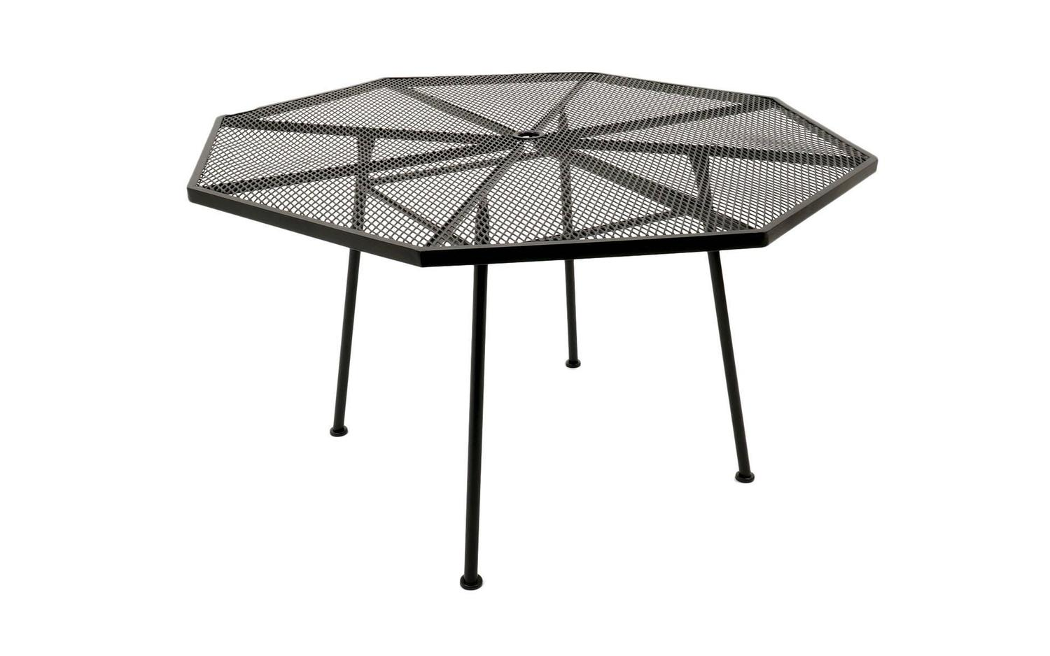 Russell woodard sculptura outdoor patio dining sets for Woodard outdoor furniture