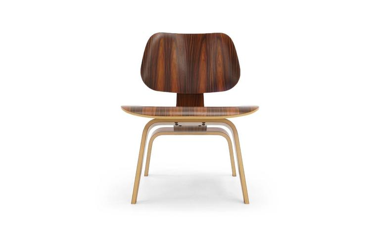 2007 Special Edition Eames Lcw In Santos Palisander For