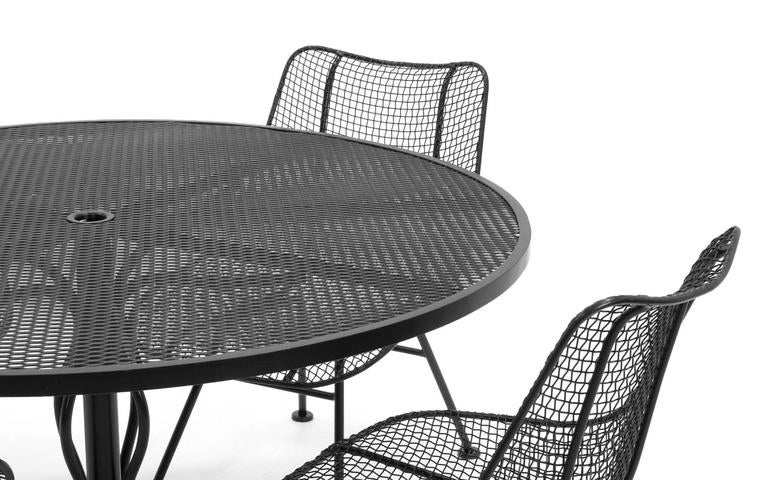 Lounge Height Russell Woodard Sculpture Patio Or Outdoor