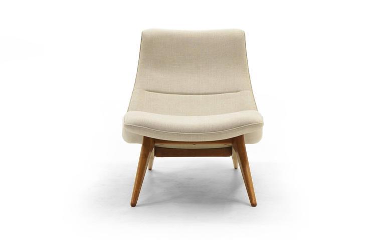 Vladimir kagan chaise longue model 177ls kagan dreyfuss for Chaise interiors inc