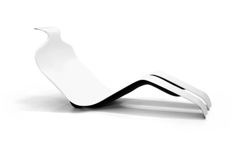 Bouloum Chaise Designed By Olivier Mourgue Indoor Outdoor