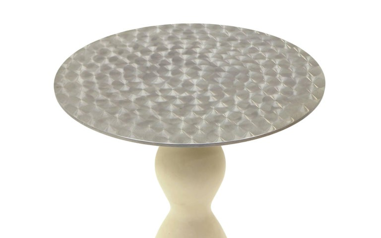 Post-Modern Marco Zanuso Cleopatra Occasional Table for Memphis, Milano, 1987, Signed For Sale