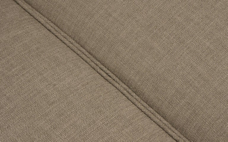 Three-Seat Sofa by Edward Wormley for Dunbar, Fully Restored, Like New For Sale 1