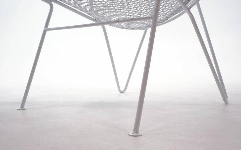 Rare Hairpin Leg Salterini Patio Lounge Chair/Chaise For Sale 2
