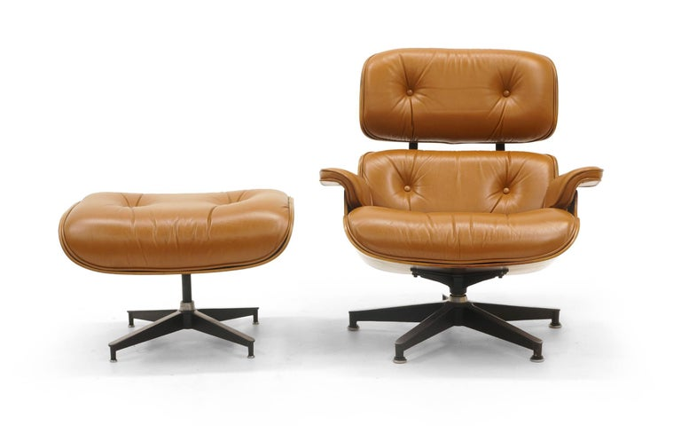 Awe Inspiring Rare Eames Lounge Chair 670 And Ottoman 671 Rosewood Dailytribune Chair Design For Home Dailytribuneorg