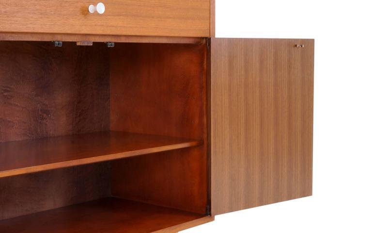 Aluminum George Nelson BCS Series Cabinet for Herman Miller