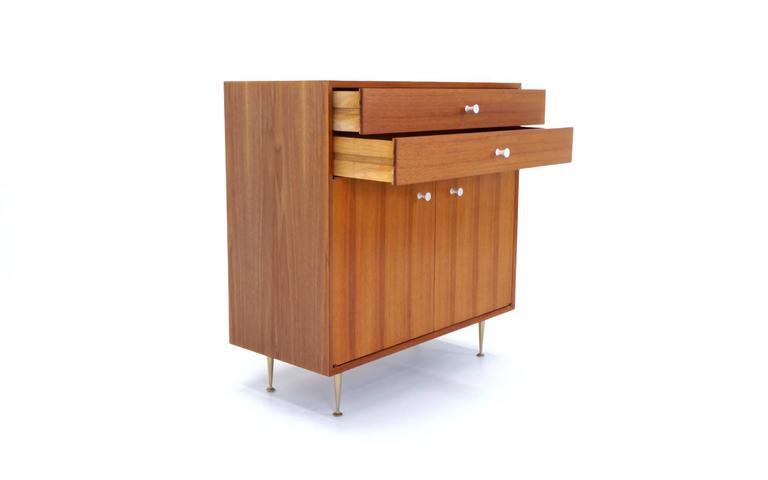 Mid-Century Modern George Nelson BCS Series Cabinet for Herman Miller
