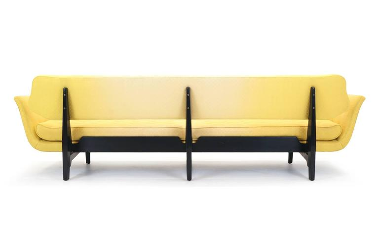 American La Gondola Sofa Designed by Edward Wormley for Dunbar, 1957 For Sale
