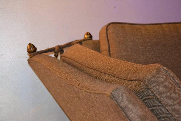 Late 20th Century Maison Jansen Sofa For Sale