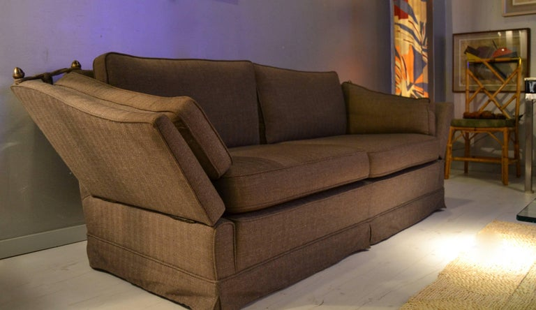 French Maison Jansen Sofa For Sale