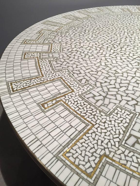 Berthold Muller Mosaic Coffee Table 3