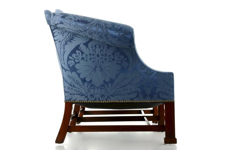 Chippendale Style Marlborough Mahogany