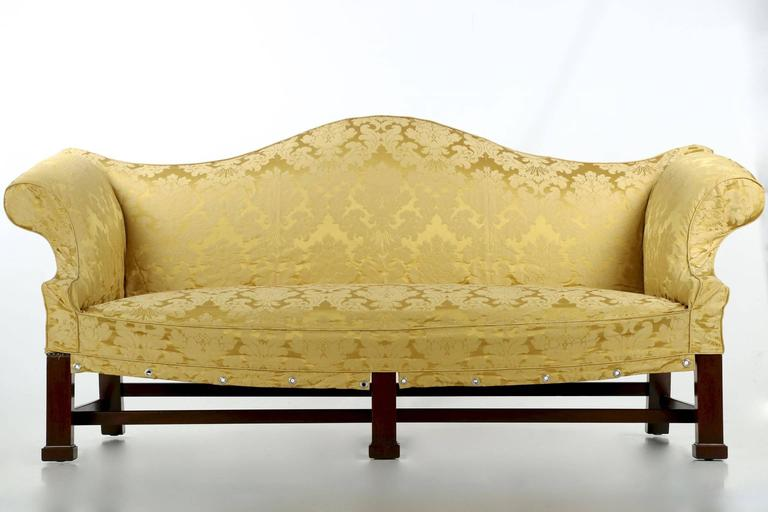 Etonnant Clearly Influenced By The Thomas Affleck Sofa Currently Held In The  Collection Of The Department Of