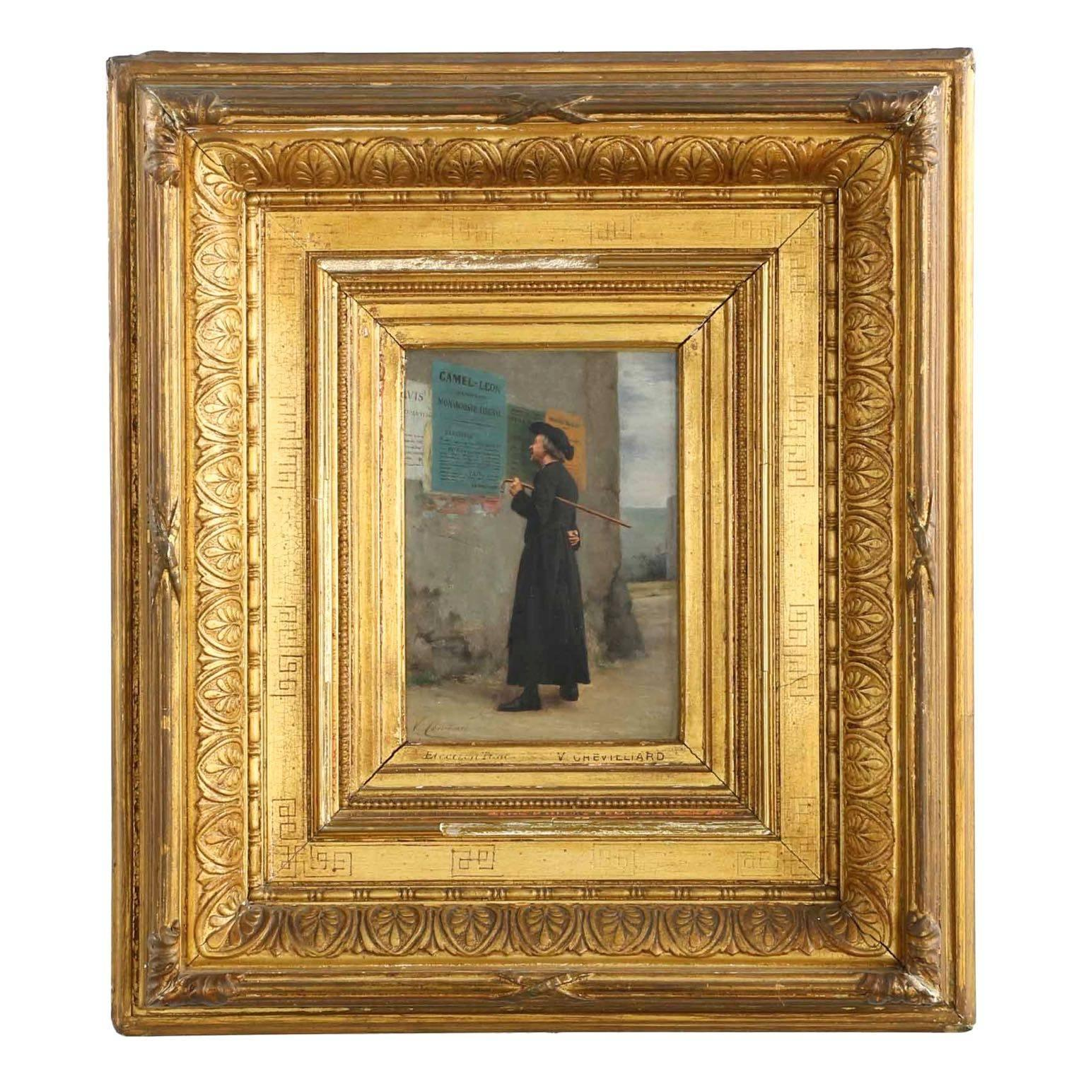 Supper Time by Edouard Frere For Sale at 1stdibs