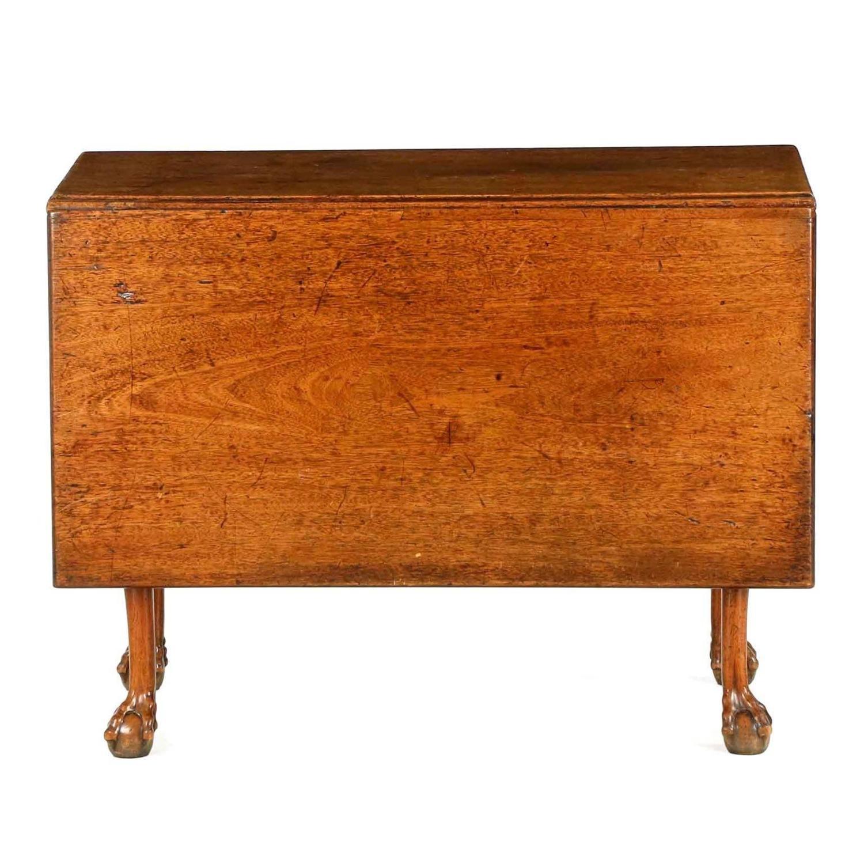 Antique Drop Leaf Desk Furniture