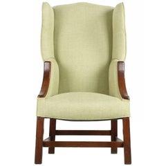 George III Wingback Chairs