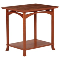 Newport Design Studio Cherrywood End Table, circa 1998