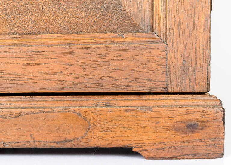 18th Century American Hanging Cupboard For Sale 1