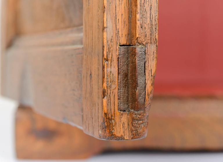 18th Century American Hanging Cupboard For Sale 2