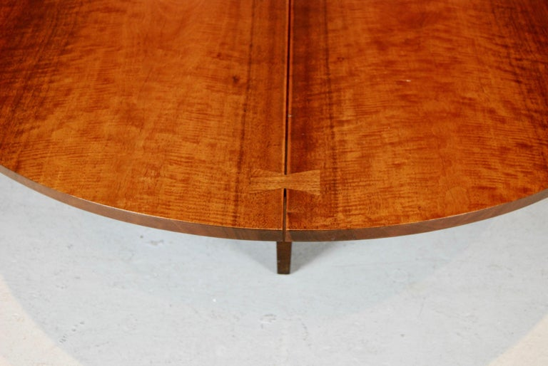 George Nakashima Coffee Table in Indian Laurel, 1969 For Sale 3